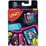 """14.CJM75 Mattel Games. UNO""""Monster High"""""""