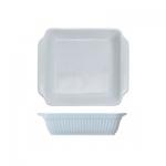 Квадратное блюдо для запекания Bianco (24,5 см)