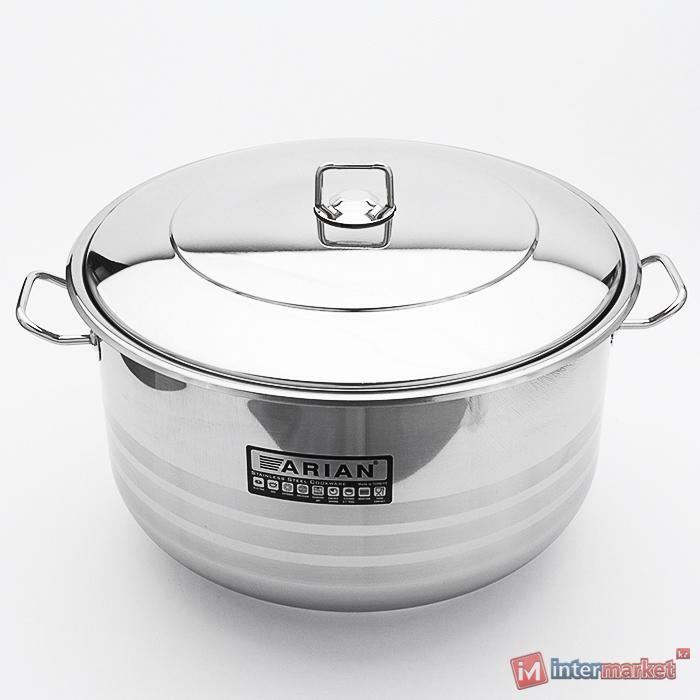 Кастрюля Arian Gastro (40х26 см, 33 л)