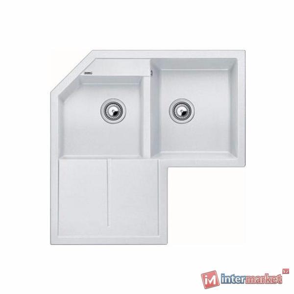 Кухонная мойка Blanco Metra 9 E белая (515568)