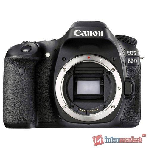 Зеркальная камера Canon EOS 80D Body
