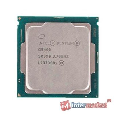 Процессор CPU Intel Pentium G5400