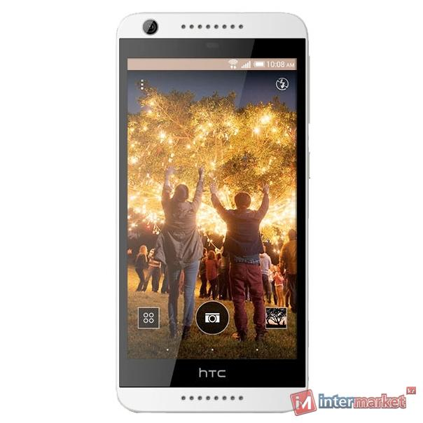 Смартфон HTC Desire 626G dual sim, White Birch