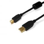Интерфейсный кабель A-B SHIP SH7013-5B Hi-Speed USB 2.0