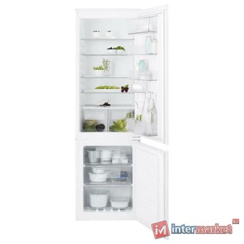Встраиваемый холодильник Electrolux ENN 92841 AW