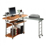 Компьютерный стол Deluxe DLFT-3808CT Bravo