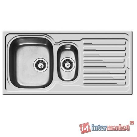 Кухонная мойка PYRAMIS Amaltia 1 1/2B 1D REV 100x50
