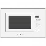 Микроволновая печь встраиваемая Lex BIMO 20.01 White