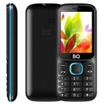 Мобильный телефон BQ-2440 StepL black+blue /