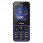 Мобильный телефон Nobby 240 LTE, сине-серый