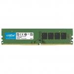 Оперативная память 4Gb DDR4 2400MHz Crucial PC4-19200 CT4G4DFS824A Retail