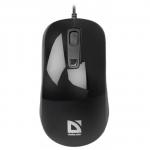 Мышь DefenderDatum MB-060 Black USB