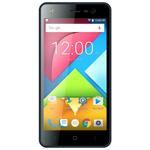 Смартфон teXet TM-5071, Blue