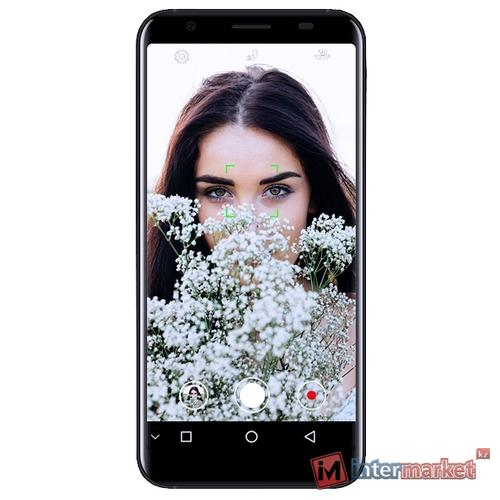 Смартфон DOOGEE X55, черный