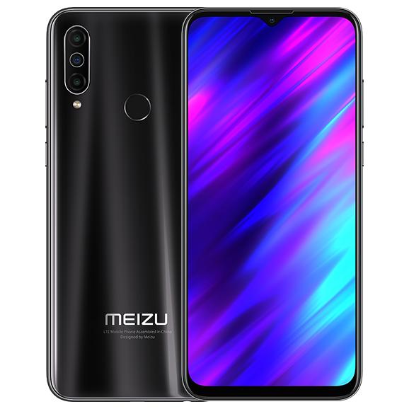 Смартфон Meizu M10 2+32GB black /