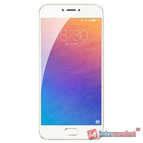 Смартфон Meizu Pro 6 32Gb, Gold