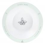 Тарелка Happy Baby Feebing Bowl 15016 Aqua
