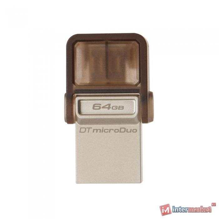 Flash-накопитель Kingston DataTraveler microDuo 16GB